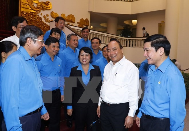 PM pledges all possible support to workers