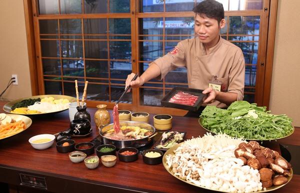 Japanese restaurants mushroom in Việt Nam
