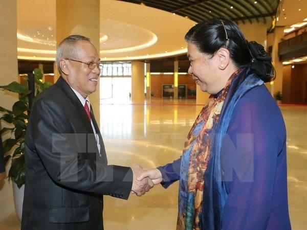 Việt Nam Cambodia forge legislative ties