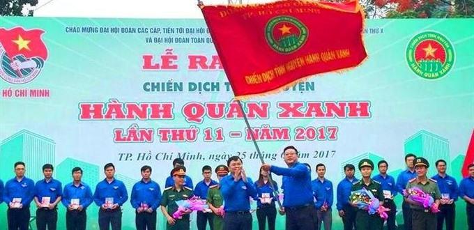 HCM City celebrates Volunteers Day