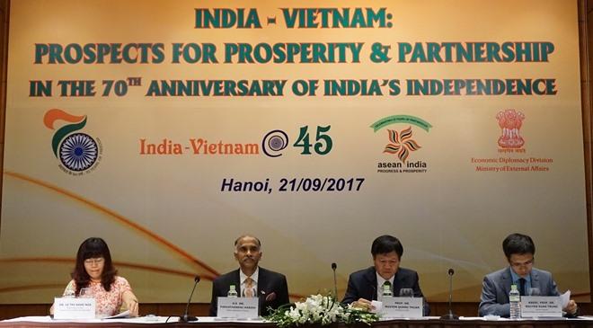 VN-India ties strong: seminar