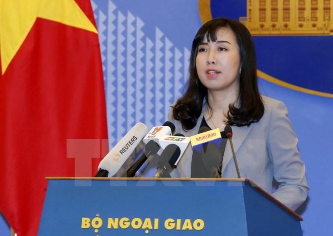 Việt Nam calls for denuclearisation on Korean Peninsula