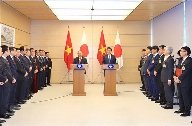 Vietnam Japan agree to advance extensive strategic partnership