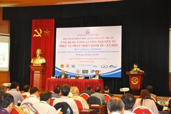 VN makes progress in atomic energy utilisation: official