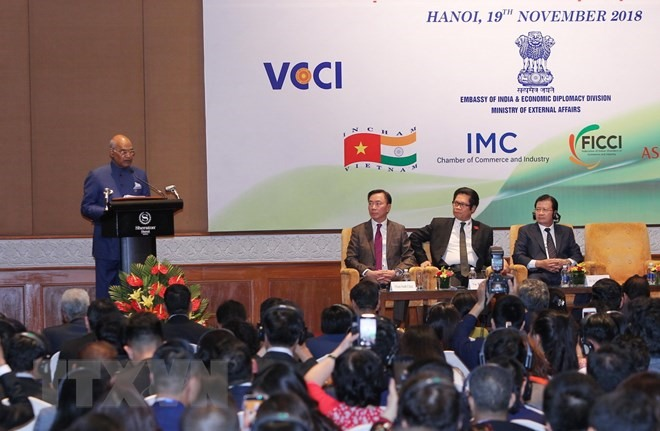 VN wants more investment from India: leader