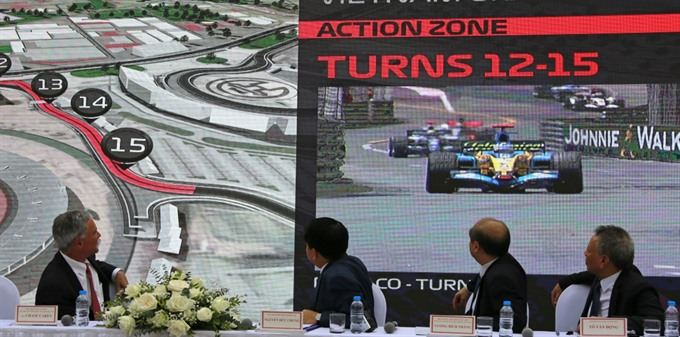 Vietnam's Grand Prix must be financially sustainable