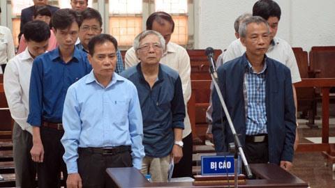 9 sentenced for water pipeline ruptures