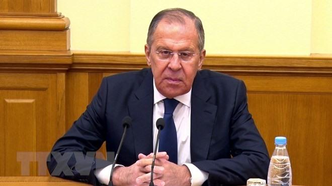 Lavrovs visit to Việt Nam was postponed
