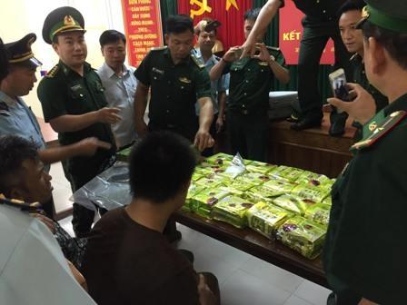 Customs warns of increasing drug smuggling