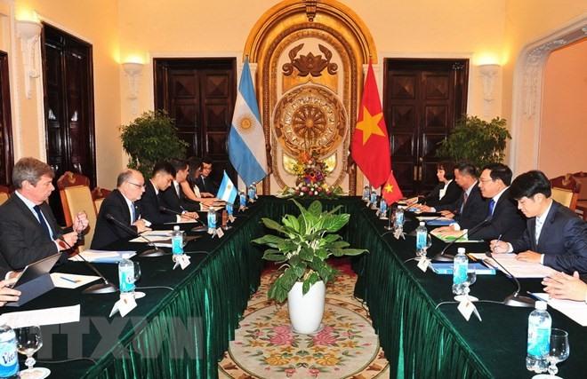 Việt Nam Argentina forge stronger collaboration