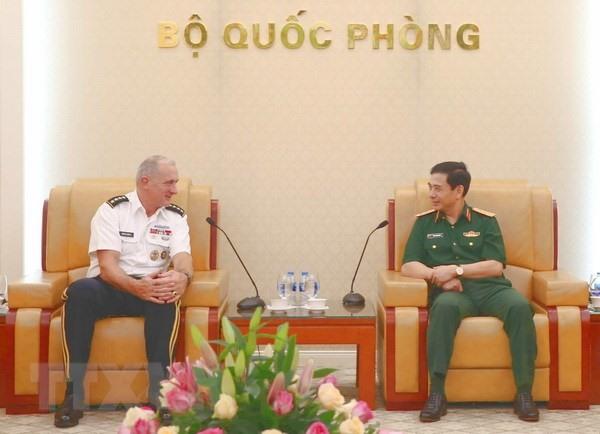 Pacific armies seminar opens in HN