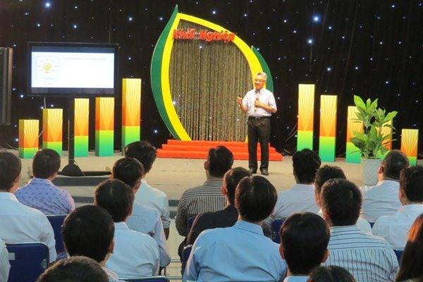 Forum talks high-tech agriculture