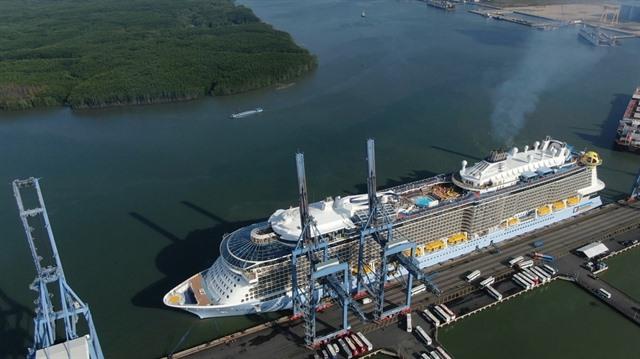 Provinceto develop facility to serve cruise ships