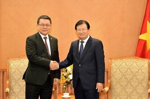 Việt Nam Mongolia seek stronger economic ties