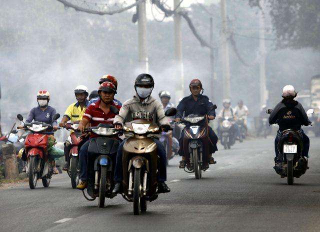 MoNRE rejects Hà Nội pollution report