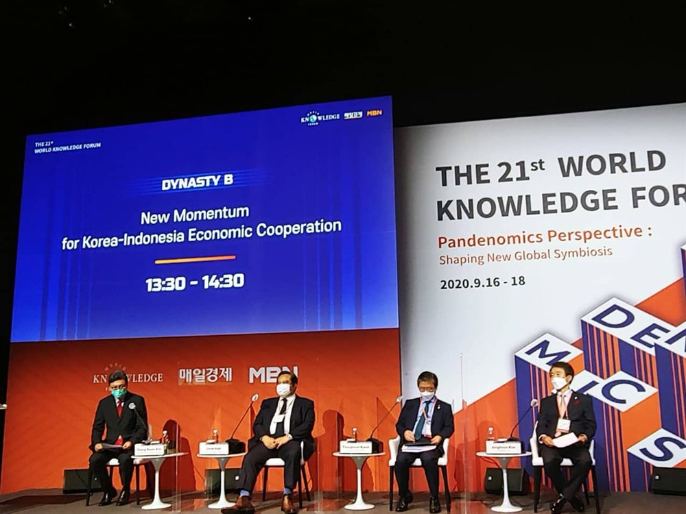 More international co-operation and technology needed for future: WKF
