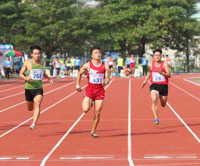Nghĩa to representViệt Nam at World Athletics Championships