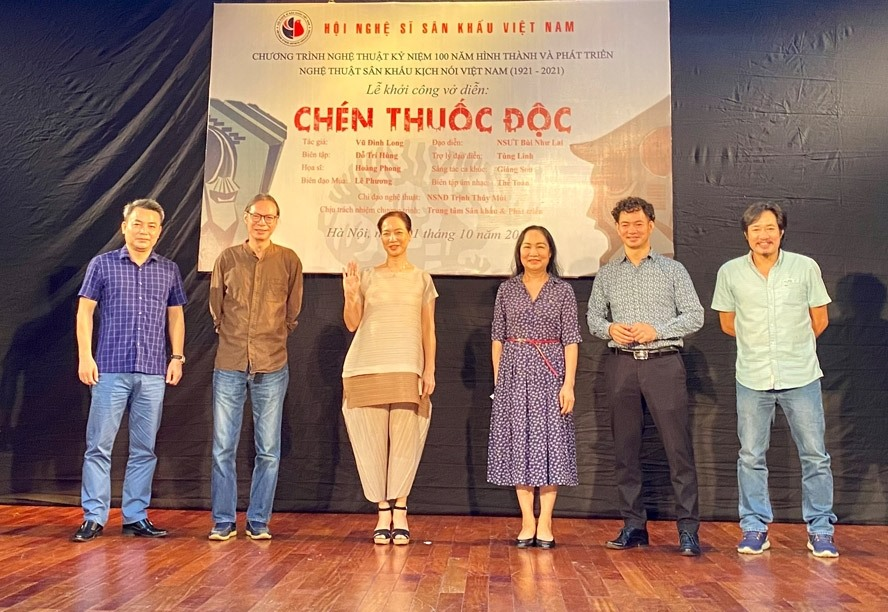 Iconic Vietnamese play to be performed again a century after first showing