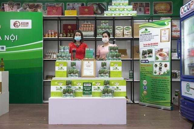 Hà Nộipromotes consumption of farmingproducts amid COVID-19