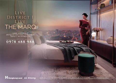 THE MARQ LURES HONG KONG INVESTORS