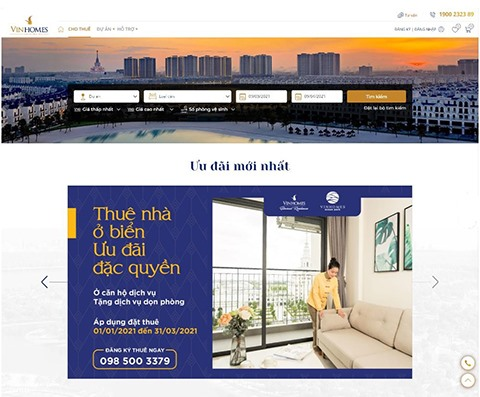 Vinhomes to launch an online real estate trading floor
