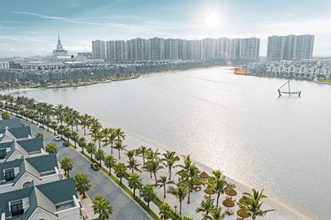 Vinhomes Ocean Park: 'a miniature city for the intellectual community