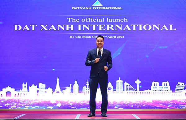 Dat Xanh Services launches international real estate service brand