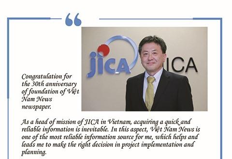 From JICA