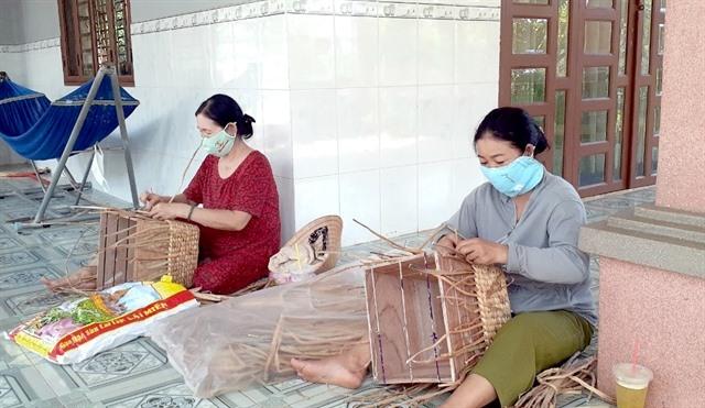 Bà Rịa - Vũng Tàu rural workers get vocational training improve incomes