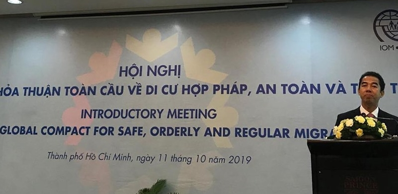 International agreement to ensure rights of migrants in Việt Nam: deputy minister