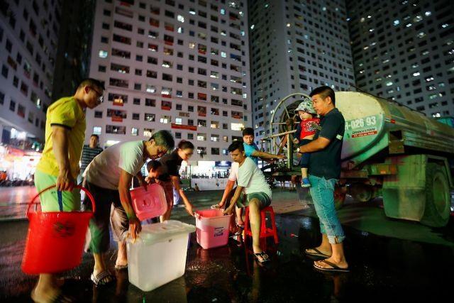 Đà Riverplant apologises for Hà Nội water crisis