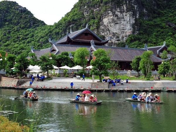 Spiritual tourism shows potential
