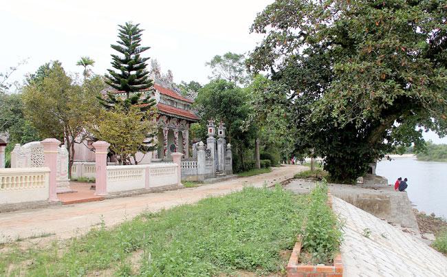 Ancient village fails to lure tourists