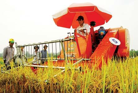 Agriculture sector eyes global integration