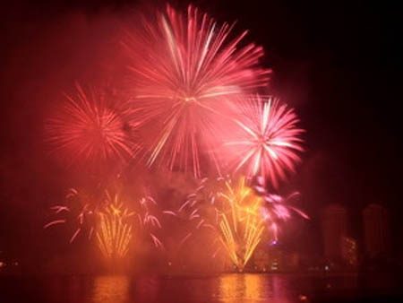 Lunar New Year to start with a bang