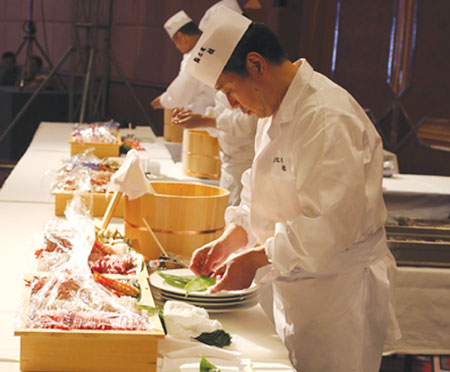 Culture, cuisine on menu for Japan Day celebration