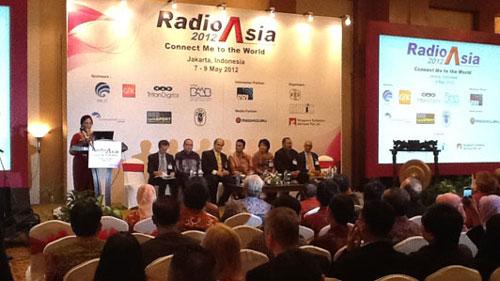 Capital city hosts three-day RadioAsia conference