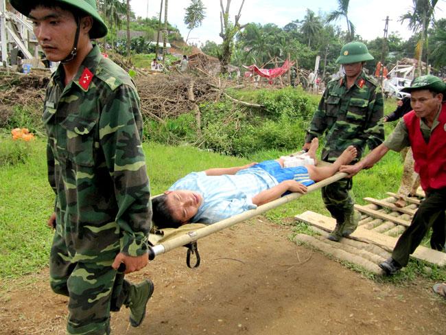 Quang Nam prepares for more earthquakes