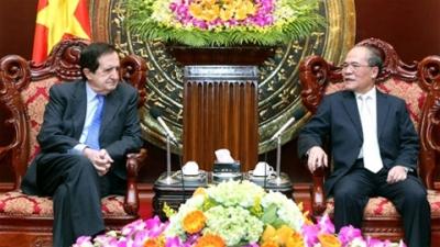 Viet Nam, Spain enhance bilateral ties