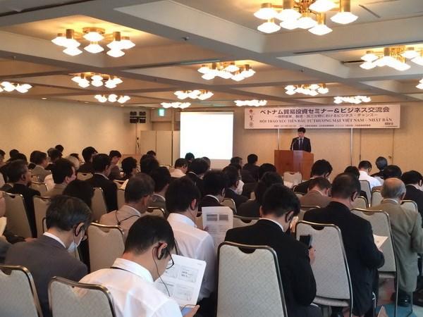 Viet Nam Japan explore business opportunities