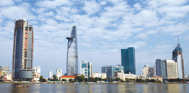 City targets high growth in 2015