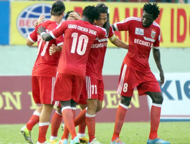 Binh Duong set to shine in Super Cup