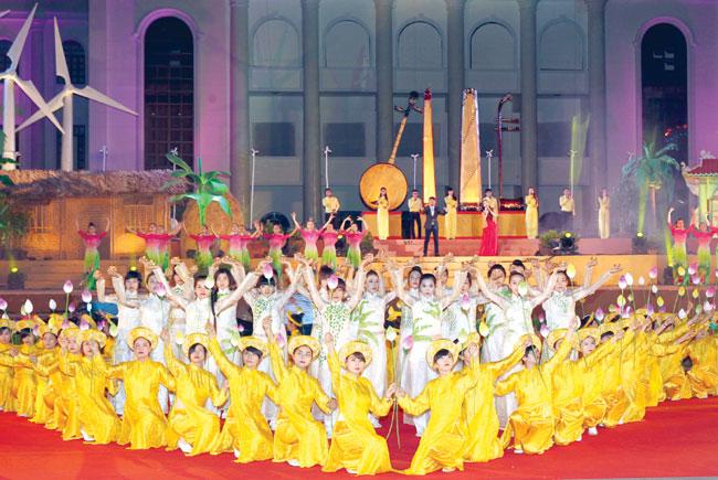 National Tai tu music festival opens