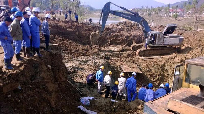 Ha Noi approves project to combat water shortage