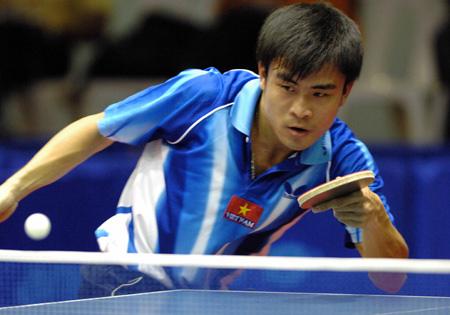 VN face South Korea in pingpong final