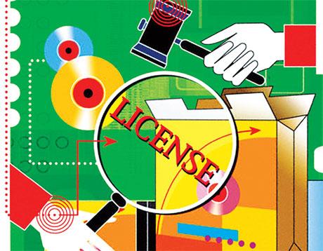 Online copyright violations pose major problem