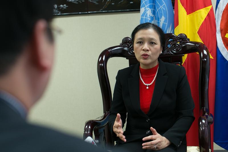 Viet Nam aims for deeper involvement in 2015 UN agenda
