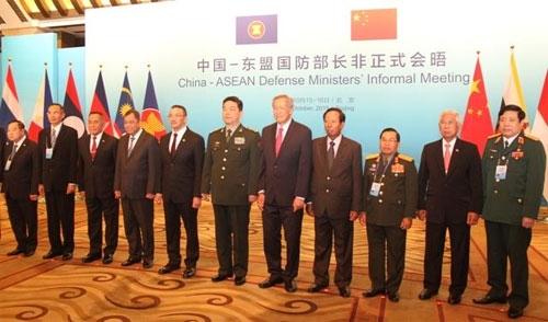 ASEAN China meet informally in Beijing