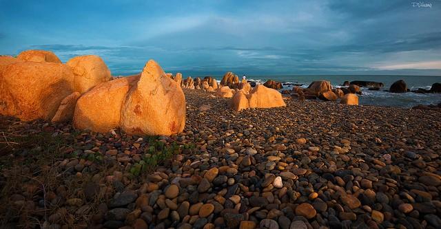 Co Thach beach a pristine beauty