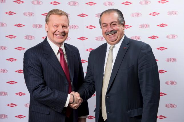 Dow DuPont set 130 billion megamerger could spark more deals